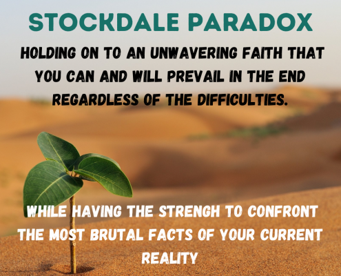 Stockdale Paradox - Hello Positivity